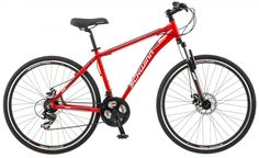 Schwinn 700C Men's GTX2 Red Bike