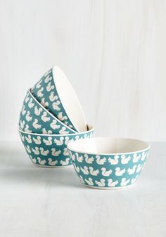 Me and My Squirrels Bowl Set