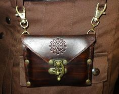 steampunk hip pouch - Google Search