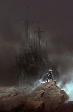 ArtStation - The Silence of Steel, Max Bedulenko