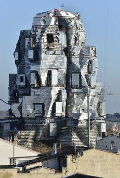 Les plus beaux projets de Frank Gehry : Fondation Luma, Arles (2007-2019)