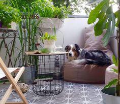 garten herausforderungen terrasse ruhr balkonchallenge living ruhr living garden terrace garden - Terrasse Im Garten Herausvorderungen
