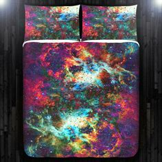 Hey, I found this really awesome Etsy listing at https://www.etsy.com/listing/211082117/outer-space-nebula-red-galaxy-duvet