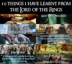 TOLKNIĘTY: 10 rzeczy, których nauczyłem się z Władcy Pierścieni