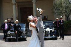 Ready...set.... BACIO! #Wedding in Tuscany