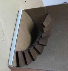 "DIY staircase. Tutorial is easy to read, admittedly it requires patience.  But once you get ""it"", you'll make the next ones quicker and easier.  You might even find a shortcut here and there."