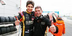 F3 Euro: Esteban Ocon s'impose sur le Moscow Raceway