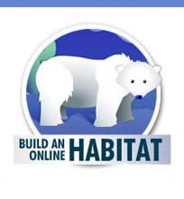 Build a biome and an online habitat, play other learning games, read animal facts,  get lesson plans.