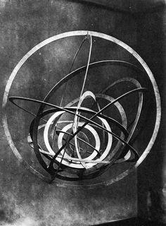 Aleksandr Rodchenko - Hanging Construction, 1920
