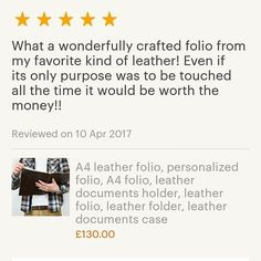 This kind of words make it all worthwhile. Thank you friends for  your ongoing support!  #bengjyminu #leathergoods #leather #style #mensstyle #menwithclass #makersgonnamake #horween  #smallbiz #shopsmall #leathershop #familybusiness #etsysuccess #drygoods #edc #everydaycarry