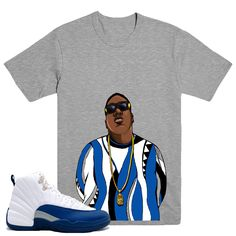 6c21ec44ee4 Online tees to match your sneakers by DapperSam Clothing