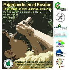 Festival de Aves Endémicas del Caribe 2013 @ Bayamón