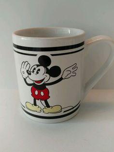 Mickey Mouse Walt Disney Coffee Mug