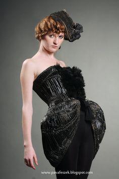 Corset, Flow, Artist, Fashion Design, Dresses, Gowns, Corsets, Dress, Girdles