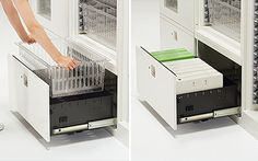 診療材料収納システム,リレイト,カルテ収納