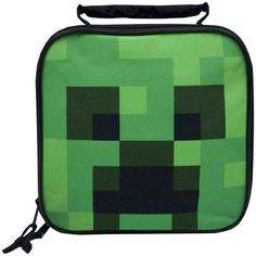 Minecraft Party, Creeper, Lunch Box, Backpacks, Baby Sheep, Bags, Floor, Ideas, Taschen