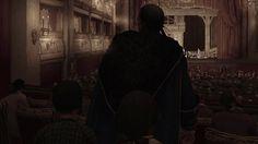 Ahahahahaha Haytham Kenway. Assassin's Creed III.