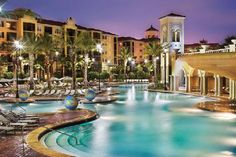Love it here! Hilton Grand Vacation Club ~ International Drive ~ Orlando