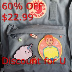 Fjallraven Kanken Backpack nailpfp Kanken Backpack, Libra, Projects To Try, Valentines, Crafty, My Favorite Things, Halloween, My Love, My Style