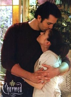 Coop and Phoebe Halliwell (Charmed). I miss this show! Phoebe Charmed, Serie Charmed, Charmed Tv Show, Holly Marie Combs, Rose Mcgowan, Alyssa Milano, Harry Potter, Phoebe And Cole, 4 Sisters