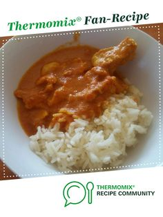 Recipe BEST EASIEST BUTTER CHICKEN by learn to make this recipe easily in your kitchen machine and discover other Thermomix recipes in Main dishes - meat. Butter Chicken Thermomix, Butter Chicken Curry, Winter Dinner Recipes, Delicious Dinner Recipes, Risotto Recipes, Curry Recipes, Easy Meat Recipes, Cooking Recipes, Savoury Recipes