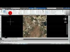 This AutoCAD Civil 3D for Land Surveyors Video shows you how to insert geo-referenced images, like aerial photographs or orthophotos.    AutoCAD Civil 3D, being built on Map 3D, allows you to easily use Geographic Information System (GIS) data into your land surveying, design and engineering projects.    All you need is a geo-referenced image with a corresponding World File. The World File contains coordinate values identifying the location, scale, and rotation of the geo-reference image.