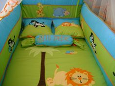 cubre cunas - Buscar con Google Baby Boy Rooms, Baby Room, Cot Sheets, Projects For Kids, Baby Quilts, Ideas Para, Toddler Bed, Baby Shower, Furniture