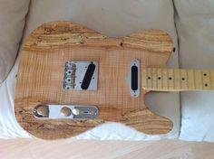 SpaltKing Telecaster - Telecaster Guitar Forum
