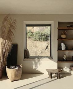 Amazing interior design beautiful wabisabi styling, rustic interior and modern interior architecture, great shot Interior Desing, Interior Design Inspiration, Modern Interior, Interior Architecture, Interior And Exterior, Interior Decorating, Daily Inspiration, Architectural Digest, Earthy Home