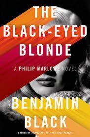 Author David Ebsworth reviews The Black-Eyed Blonde by Benjamin black for #30Authors