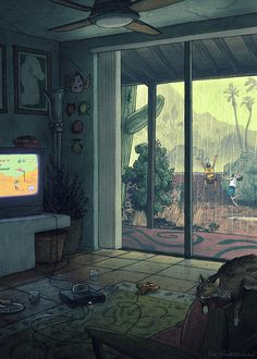 Storytelling Illustrations by Matt Rockefeller