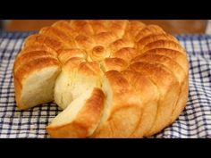 ▶ Pogača recept - Home Made Bread - YouTube