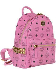 MCM Mcm Mini Stark Backpack. #mcm #bags #backpacks #