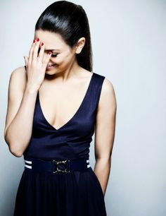 """""""My goal in life is to enjoy what I do, and never look back and say I wish I would have done that.""""-Mila"""