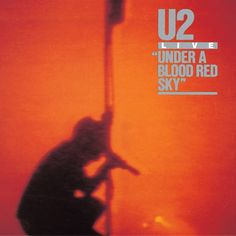 new arrival 17a5f 39b73 U2 - Under A Blood Red Sky on Vinyl LP