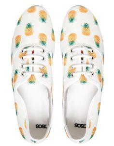ASOS DIZZY Sneakers - sneakers suiting paradise