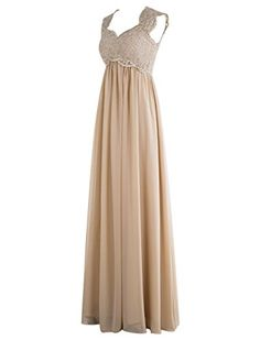 Dresstells® Long Prom Dress Appliqued Bridesmaid Dress Chiffon Evening Gown  Buy New   85.99 0a1214d0ce