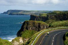 Antrim Coastal Road Northern Ireland