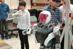 Chinese researchers say they're probably the first to demonstrate sign language with a humanoid robot