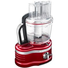 KitchenAid Pro Line 16-Cup Food Processor with Commercial-Style Dicing Color: Candy Apple Red