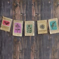 Spring Prayer Flag Bunting | Free Project from The Studio