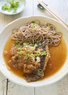 Hero shot of Flounder Mizore-ni (Simmered Flounder in Grated Daikon). Japanese Pickles, Japanese Food, Flounder Recipes, Cold Soba, Main Dishes, Side Dishes, Fried Fish, Vegetable Dishes, Asian Recipes