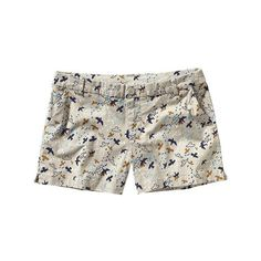 """Women's Patagonia Stretch All-Wear Shorts 4"""" - Wilder Stone Casual... ($55) ❤ liked on Polyvore featuring wilder stone and patagonia"""