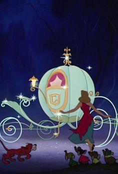 The Pumpkin Carriage, Cinderella Walt Disney, Cinderella Disney, Disney Nerd, Disney Dream, Disney Girls, Disney Magic, Disney Movies, Cinderella Bedroom, Cinderella Coach
