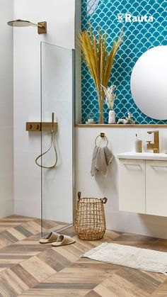 Bathroom Lighting, My House, New Homes, House Ideas, Decorating Ideas, Mirror, Frame, Interior, Inspiration