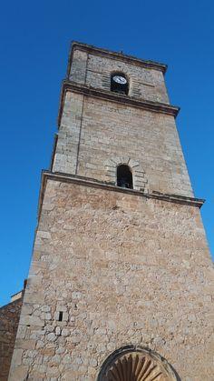 EL TOBOSO (TOLEDO) - Iglesia de San Antonio Abad.