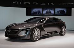 Opel Monza Concept Modular design for powertrain diversity Unlike the Opel Monz. by Cars Chevrolet Volt, Chevy, Stars News, Star Wars, Modular Design, Electric Motor, Future Car, Fast Cars, Concept Cars