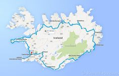 When in Iceland | Road Trip in Iceland – The Ring Road | http://www.wiiceland.com