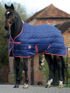 Weatherbeeta Channel Quilt 210d Standard Neck Extra Lite Stable Rug | Rugs | Iron Horse Equestrian Supplies Ltd.110g £40 Iron Horse Equestrian Supplies