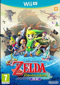 Buy The Legend of Zelda: Wind Waker HD on Wii U at Mighty Ape NZ. The Legend of Zelda: The Wind Waker makes its glorious return on the Wii U console with gorgeous HD graphics and enhanced game features. In this timel. The Legend Of Zelda, Wind Waker, Playstation, Xbox 360, Multimedia, Nintendo Wii U Games, Buy Nintendo, Nintendo News, Wii Games